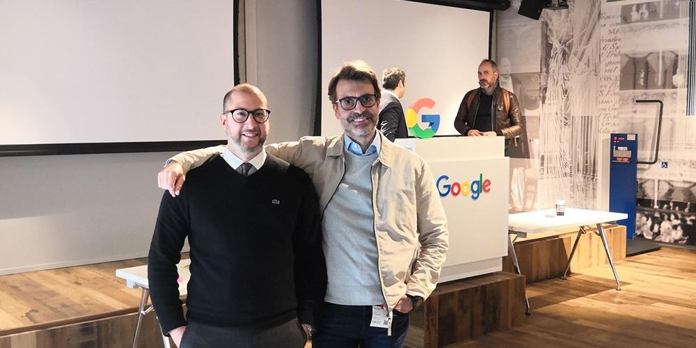 Dynamica tra le 20 agenzie ad alto potenziale entra nel programma Google Elevator!